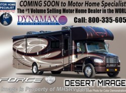 New 2018  Dynamax Corp Force HD 37TS Super C for Sale W/Theater Seats and W/D by Dynamax Corp from Motor Home Specialist in Alvarado, TX