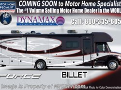 "New 2018  Dynamax Corp Force 37TS Super C W/50"" TV, W/D, Theater Seats by Dynamax Corp from Motor Home Specialist in Alvarado, TX"