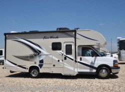 New 2018  Thor Motor Coach Four Winds 24F RV for Sale at MHSRV.com W/15K A/C, 3 Cam by Thor Motor Coach from Motor Home Specialist in Alvarado, TX