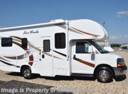 New 2018  Thor Motor Coach Four Winds 23U Class C RV for Sale at MHSRV W/15K A/C by Thor Motor Coach from Motor Home Specialist in Alvarado, TX
