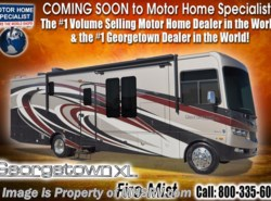 New 2018  Forest River Georgetown XL 378TS Luxury RV for Sale at MHSRV W/Ext TV & W/D by Forest River from Motor Home Specialist in Alvarado, TX
