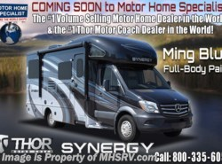 New 2018  Thor Motor Coach Synergy SD24 Sprinter RV for Sale W/Dsl Gen & Summit Pkg by Thor Motor Coach from Motor Home Specialist in Alvarado, TX