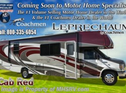 New 2018  Coachmen Leprechaun 220QB RV for Sale at MHSRV W/Rims, Ext. TV, FBP by Coachmen from Motor Home Specialist in Alvarado, TX