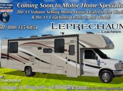 New 2018  Coachmen Leprechaun 220QB RV for Sale at MHSRV W/Ext. TV, Navigation by Coachmen from Motor Home Specialist in Alvarado, TX