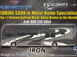 New 2018  Fleetwood Discovery LXE 40G Bunk Model RV for Sale at MHSRV W/Sat, OH TV by Fleetwood from Motor Home Specialist in Alvarado, TX