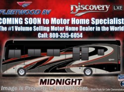 New 2018  Fleetwood Discovery LXE 40E Bath & 1/2 RV for Sale at MHSRV W/Satellite by Fleetwood from Motor Home Specialist in Alvarado, TX