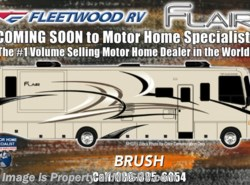 New 2018  Fleetwood Flair 30P RV for Sale at MHSRV W/King, 2 A/Cs, 5.5KW Gen by Fleetwood from Motor Home Specialist in Alvarado, TX