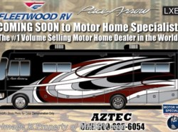 New 2018  Fleetwood Pace Arrow LXE 38F RV for Sale at MHSRV.com W/King, Satellite by Fleetwood from Motor Home Specialist in Alvarado, TX