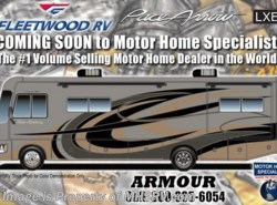 New 2018  Fleetwood Pace Arrow LXE 38K Bath & 1/2 RV for Sale @ MHSRV W/King & Sat by Fleetwood from Motor Home Specialist in Alvarado, TX