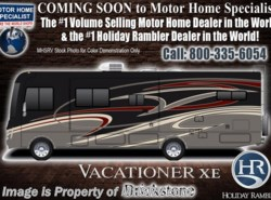 New 2018  Holiday Rambler Vacationer XE 36F Bunk Model, 2 Full Baths W/ King Sat, W/D by Holiday Rambler from Motor Home Specialist in Alvarado, TX