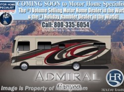 New 2018  Holiday Rambler Admiral 30U RV for Sale at MHSRV W/ 2 A/C, King Bed, Sat by Holiday Rambler from Motor Home Specialist in Alvarado, TX