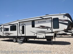 New 2018  Heartland RV ElkRidge 39MBHS Bunk House RV W/ King, 2 A/C, Jacks by Heartland RV from Motor Home Specialist in Alvarado, TX