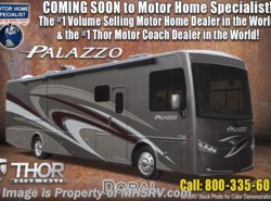 New 2018  Thor Motor Coach Palazzo 36.3 Bath & 1/2 RV for Sale W/Theater Seats & W/D by Thor Motor Coach from Motor Home Specialist in Alvarado, TX