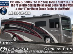 New 2019 Thor Motor Coach Palazzo 36.3 Bath & 1/2 RV for Sale W/Theater Seats & W/D available in Alvarado, Texas