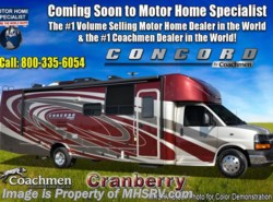 New 2018  Coachmen Concord 300TSC RV for Sale at MHSRV W/Jacks, Rims, Sat by Coachmen from Motor Home Specialist in Alvarado, TX