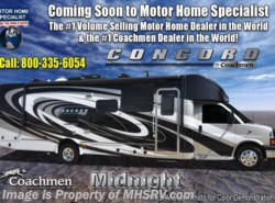 New 2018  Coachmen Concord 300DS for Sale at MHSRV W/Recliners, Rims & Jacks by Coachmen from Motor Home Specialist in Alvarado, TX