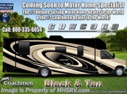 New 2018  Coachmen Concord 300DSC for Sale at MHSRV.com W/Rims, Sat & Jacks by Coachmen from Motor Home Specialist in Alvarado, TX