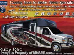 New 2018  Coachmen Concord 300DSC for Sale at MHSRV W/Sat, Jacks & Recliners by Coachmen from Motor Home Specialist in Alvarado, TX