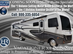 New 2018  Holiday Rambler Vacationer XE 34S Bath & 1/2 RV for Sale at MHSRV W/Sat, W/D by Holiday Rambler from Motor Home Specialist in Alvarado, TX
