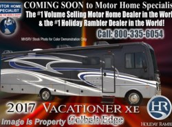 New 2018  Holiday Rambler Vacationer XE 32A RV for Sale W/King, Sat, Res. Fridge, W/D by Holiday Rambler from Motor Home Specialist in Alvarado, TX