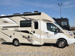 New 2018  Thor Motor Coach Gemini 23TB Diesel RV for Sale @ MHSRV.com W/ Ext. TV by Thor Motor Coach from Motor Home Specialist in Alvarado, TX