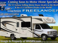 New 2018  Coachmen Freelander  27QBC RV for Sale at MHSRV W/15K A/C, Ext. TV by Coachmen from Motor Home Specialist in Alvarado, TX