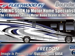 New 2018  Fleetwood Bounder 33C for Sale @ MHSRV W/LX Pkg, King, Sat, Credenza by Fleetwood from Motor Home Specialist in Alvarado, TX