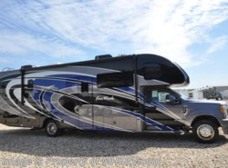 New 2018  Thor Motor Coach Four Winds Super C 35SB Bunk Model W/ King, Res Fridge, Ext. TV by Thor Motor Coach from Motor Home Specialist in Alvarado, TX