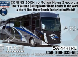 New 2019  Thor Motor Coach Aria 3401 Luxury RV for Sale W/360HP, King Bed, W/D by Thor Motor Coach from Motor Home Specialist in Alvarado, TX