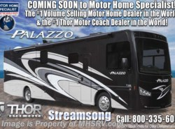 New 2018  Thor Motor Coach Palazzo 33.2 Diesel Pusher RV for Sale W/D & OH Loft by Thor Motor Coach from Motor Home Specialist in Alvarado, TX