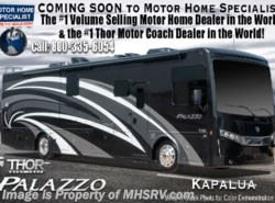 New 2019  Thor Motor Coach Palazzo 33.2 Diesel Pusher RV for Sale W/D & OH Loft by Thor Motor Coach from Motor Home Specialist in Alvarado, TX