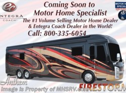 New 2018  Entegra Coach Anthem 44B Bath & 1/2 Luxury RV W/ Theater Seats by Entegra Coach from Motor Home Specialist in Alvarado, TX