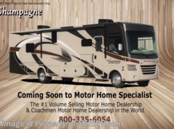 New 2018  Coachmen Mirada 35KB RV for Sale @ MHSRV W/2 A/Cs, King Bed by Coachmen from Motor Home Specialist in Alvarado, TX