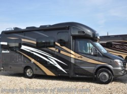 New 2018  Thor Motor Coach Four Winds Siesta Sprinter 24SJ Diesel Sprinter RV W/ Summit Pkg, Dsl Gen by Thor Motor Coach from Motor Home Specialist in Alvarado, TX
