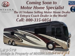 New 2018  Entegra Coach Aspire 44R Bath & 1/2, Pwr. Bunk Model Luxury RV for Sale by Entegra Coach from Motor Home Specialist in Alvarado, TX