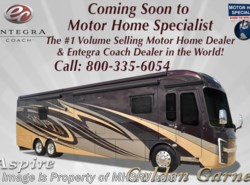 New 2018  Entegra Coach Aspire 44R Bath & 1/2, Bunk House RV W/ Theater Seats by Entegra Coach from Motor Home Specialist in Alvarado, TX