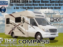 New 2018  Thor Motor Coach Compass 24TX Sprinter Diesel RV for Sale W/Dsl Gen by Thor Motor Coach from Motor Home Specialist in Alvarado, TX