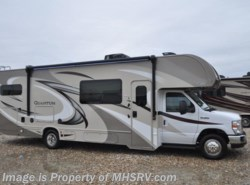 New 2018  Thor Motor Coach Quantum PD31 for Sale MHSRV W/ Jacks, Ext. TV by Thor Motor Coach from Motor Home Specialist in Alvarado, TX
