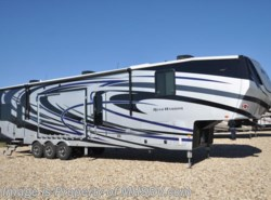 New 2018  Heartland RV Road Warrior RW428 Res. Fridge, Dual Pane, 3rd A/C, Arctic by Heartland RV from Motor Home Specialist in Alvarado, TX