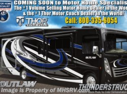 New 2019  Thor Motor Coach Outlaw 37RB Toy Hauler RV for Sale @ MHSRV W/ Garage Sofa by Thor Motor Coach from Motor Home Specialist in Alvarado, TX