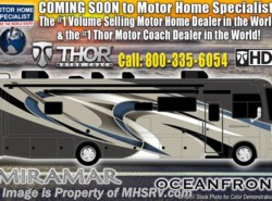 New 2019 Thor Motor Coach Miramar 37.1 Bunk Model W/2 Full Baths & Theater Seats available in Alvarado, Texas