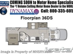 New 2018  Dynamax Corp Isata 5 Series 36DS Super C RV for Sale W/8KW Dsl. Gen & Sat by Dynamax Corp from Motor Home Specialist in Alvarado, TX
