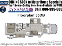 New 2018  Dynamax Corp Isata 5 Series 35DB Super C Bunk House RV W/Sat, 8KW Gen by Dynamax Corp from Motor Home Specialist in Alvarado, TX