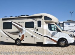 New 2018  Thor Motor Coach Four Winds Siesta Sprinter 24ST RV for Sale at MHSRV W/Upgraded A/C by Thor Motor Coach from Motor Home Specialist in Alvarado, TX