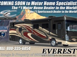 New 2018  Coachmen Sportscoach 408DB 2 Full Bath W/ King, Salon Bunk, Sat by Coachmen from Motor Home Specialist in Alvarado, TX