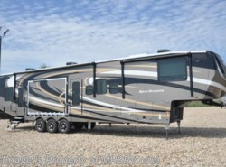 New 2018  Heartland RV Road Warrior RW427 W/ Ext TV, Dual Pane, Arctic, 3 A/Cs by Heartland RV from Motor Home Specialist in Alvarado, TX