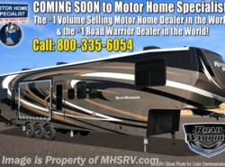New 2018  Heartland RV Road Warrior RW429 W/Ext TV, Dual Pane, Arctic, 3 A/Cs by Heartland RV from Motor Home Specialist in Alvarado, TX