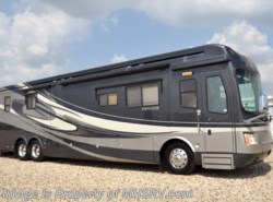 Used 2008  Holiday Rambler Navigator Bismark IV Bath & 1/2 W/ Aqua Hot, GPS, W/D by Holiday Rambler from Motor Home Specialist in Alvarado, TX