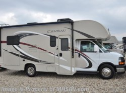 New 2018  Thor Motor Coach Chateau 22E W/HD-Max, Ext TV, 15K A/C, Back Up Cam & More by Thor Motor Coach from Motor Home Specialist in Alvarado, TX