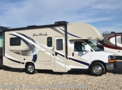 New 2018  Thor Motor Coach Four Winds 22E W/HD-Max, Ext. TV, 15K A/C, Back Up Cam & More by Thor Motor Coach from Motor Home Specialist in Alvarado, TX